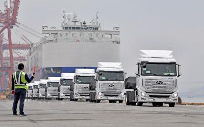 Hyundai XCIENT Fuel Cell: To φορτηγό που κινείται με υδρογόνο