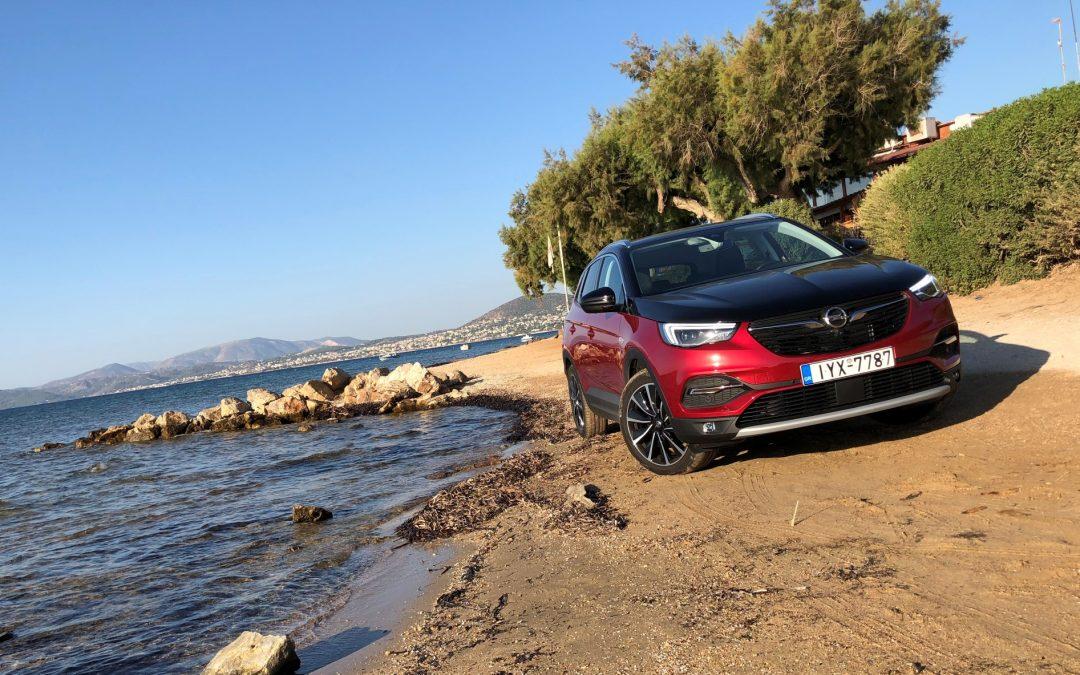 Opel Grandland X Hybrid4: Στο πνεύμα της εποχής λόγω της εξηλεκτρισμένης έκδοσης