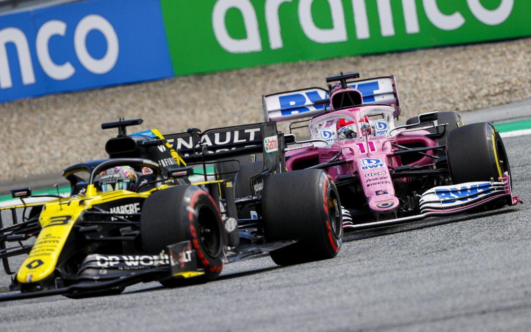 Formula 1 – Renault: Αμφισβητεί τη νομιμότητα του μονοθεσίου της Racing Point. Τι θα πει η FIA;