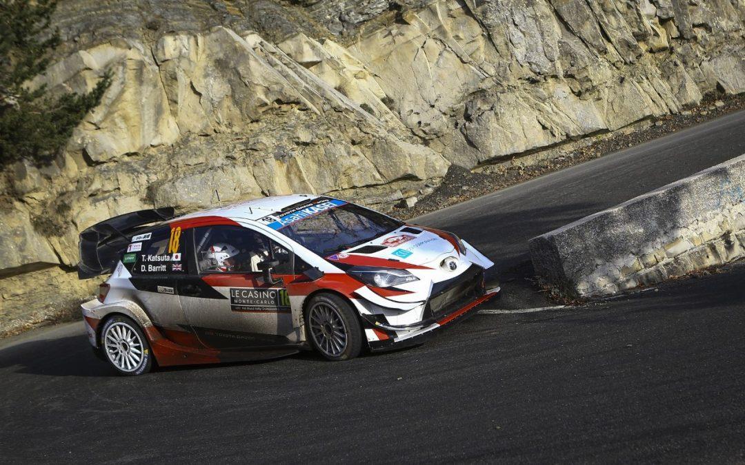 Toyota Gazoo Racing: Επιστροφή στο bucket για τον Κατσούτα