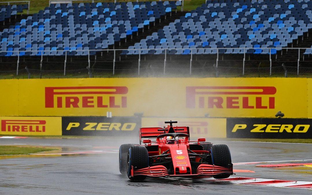 Γκραν Πρι Ουγγαρίας: Η βροχή, τα Pirelli, η Ferrari, ο Φέτελ και τα δύο κρούσματα Covid-19