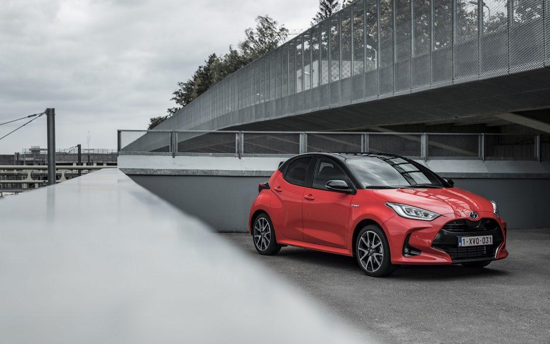 Νέο Toyota Yaris: Η αρχική τιμή του και ο κινητήρας που τη συνοδεύει