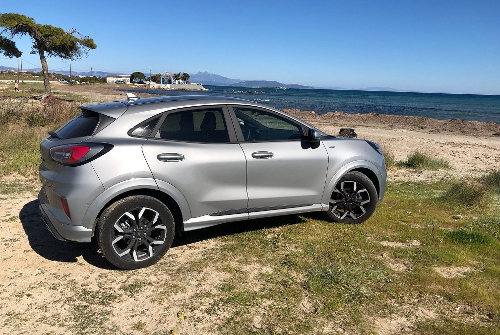 Ford Puma 1.0 EcoBoost mHEV: Με «αιλουροειδή» χαρακτήρα (video)