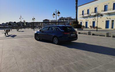 Opel Astra ST/Σπέτσες