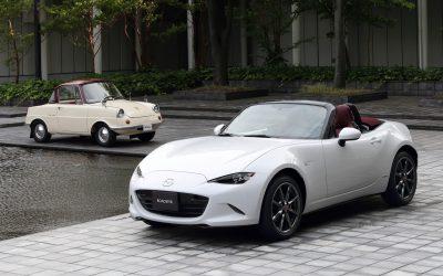 Mazda: Εκατό χρόνια ιστορίας σε χαρτί ιλουστρασιόν