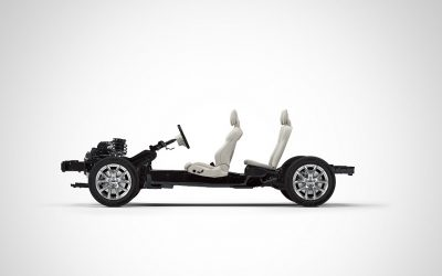 Volvo: Ποιος είναι ο θεμέλιος λίθος σε σημαντικά της μοντέλα;