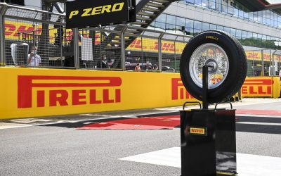 Formula 1, Γκραν Πρι Βρετανίας, 70 χρόνια F1: Η Stella Bianca της Pirelli επέστρεψε στους αγώνες