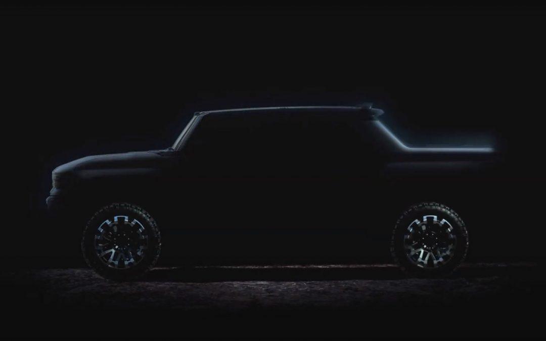 GMC Hummer EV: Ηλεκτροκίνητος γίγαντας άνω των 1.000 ίππων (video)
