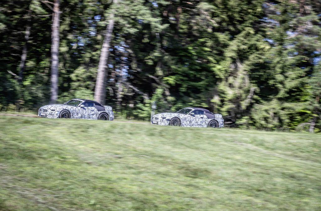 Nέα Mercedes SL Roadster: Με σημείο αναφοράς την παράδοση
