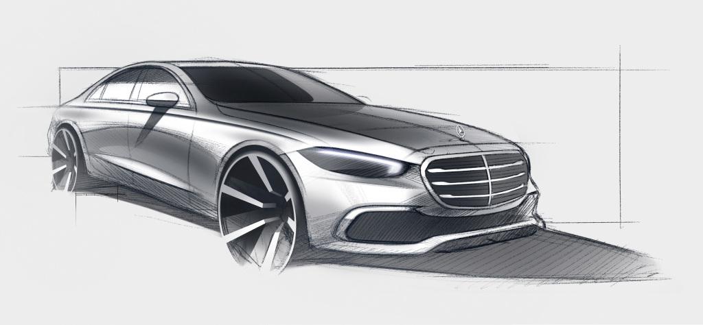 Νέα Mercedes S-Class: Αποκαλύπτεται 2 Σεπτεμβρίου