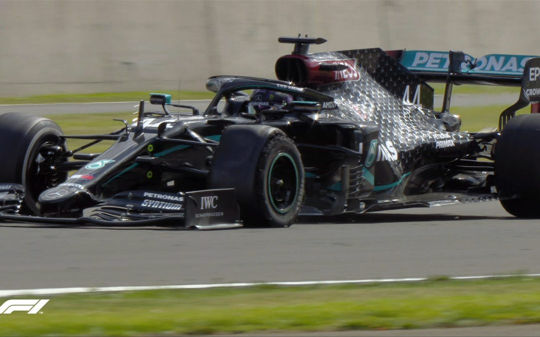 Formula 1 – Γκραν Πρι Βρετανίας: Τρεις τροχοί είναι αρκετοί για τον Χάμιλτον