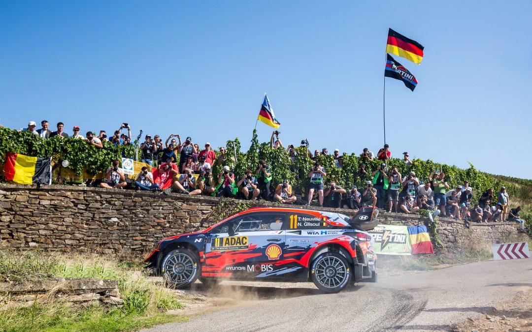 WRC: Και επισήμως εκτός προγράμματος το ράλι Γερμανίας