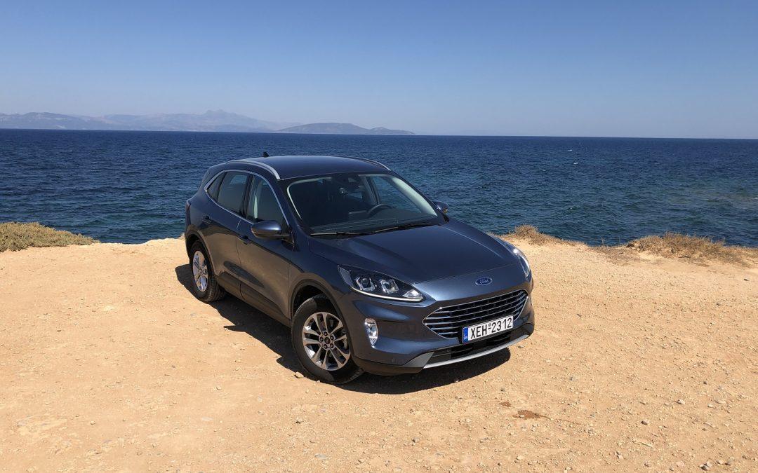 Ford Kuga 1.5 EcoBoost: Σύγχρονος «καταγραφέας» χιλιομέτρων
