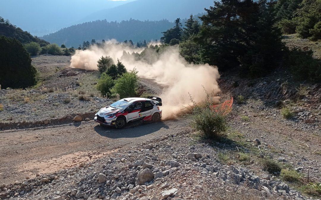 Toyota Gazoo Racing: Δοκιμές στις Ειδικές Διαδρομές του Ράλι Ακρόπολις για το ράλι Τουρκίας