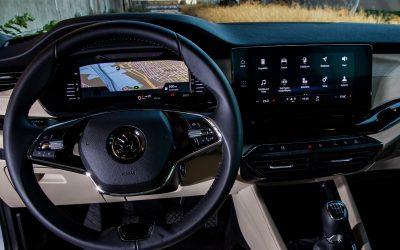 Νέα Skoda Octavia: Τα δυο gadget της που μας άρεσαν