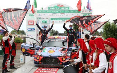 Ράλι Άλμπα: Με άρωμα WRC