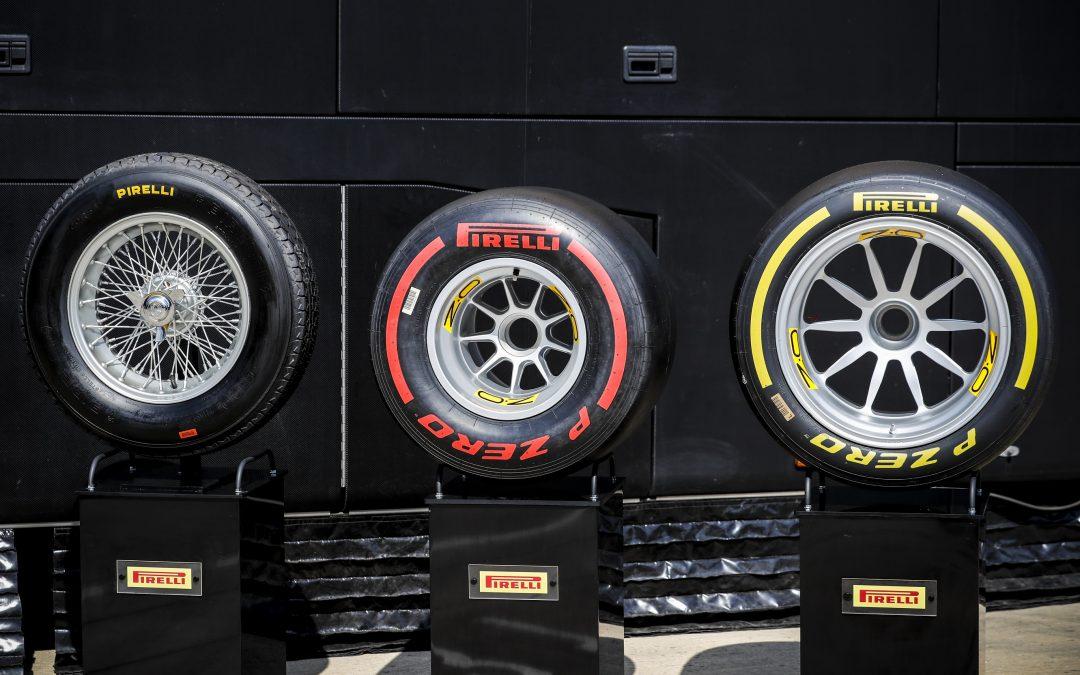 Formula 1-Γκραν Πρι Βρετανίας: H Pirelli συνδέει το παρελθόν, το παρόν και το μέλλον