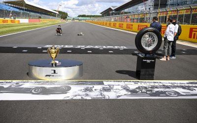 Formula 1, Γκραν Πρι Βρετανίας, 70 χρόνια F1: Αριθμοί και αντιπαραθέσεις του «τότε και σήμερα»