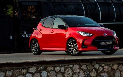 Νέο Toyota Yaris 1.5 Hybrid