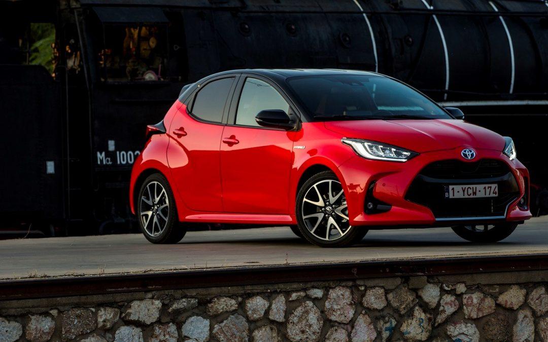 Νέο Toyota Yaris 1.5 Hybrid: Ο μονάρχης της πόλης (video)