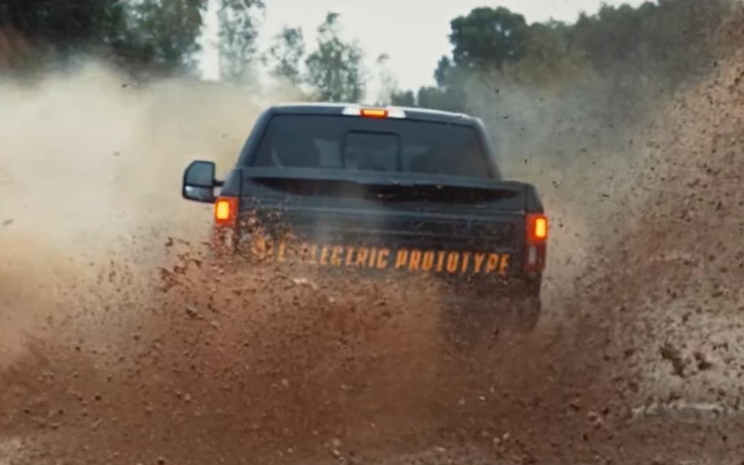 Ford F-150: Ηλεκτρικό το σκληροπυρηνικό, αμερικανικό pick-up (video)