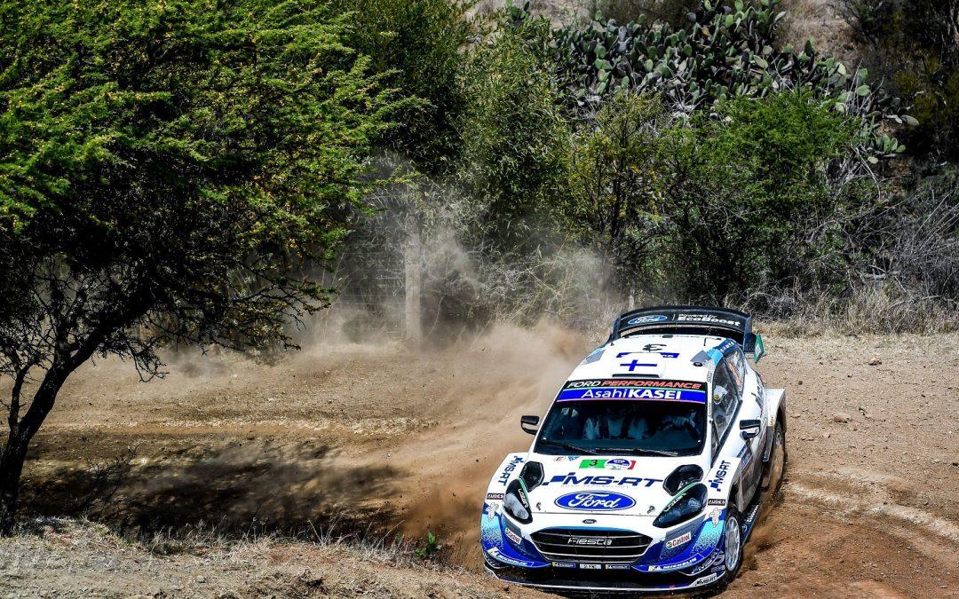 WRC, ράλι Τουρκίας: με 3 Ford Fiesta WRC η M-Sport
