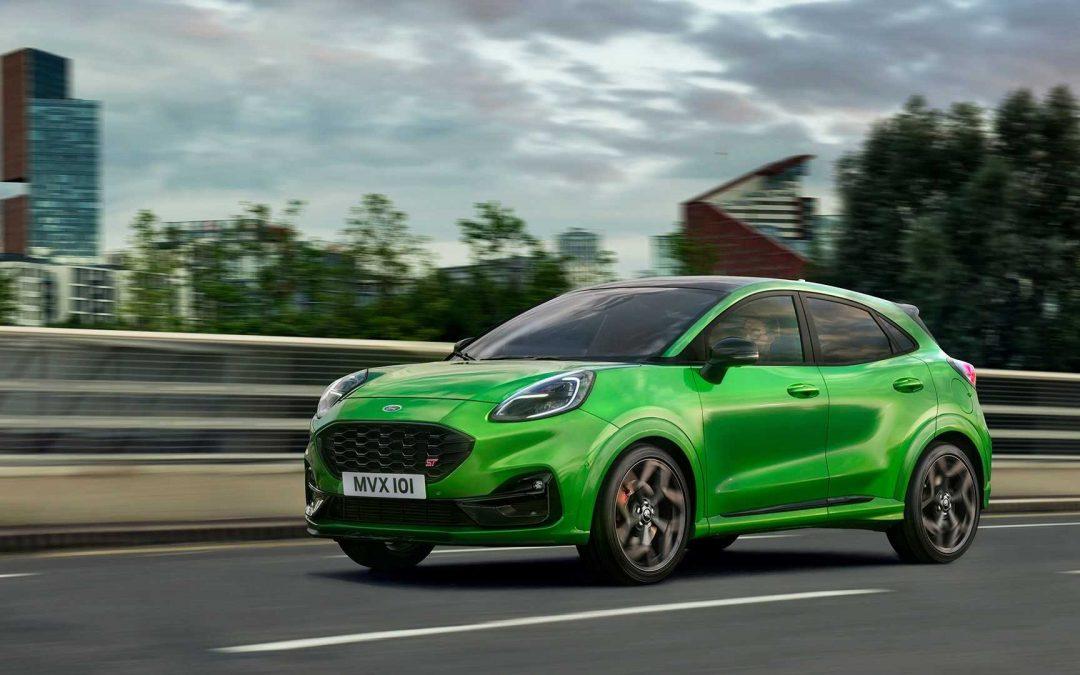 Ford Puma: To νέο μέλος στην οικογένεια ST