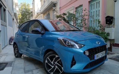 Νέο Hyundai i10 1.0 67 PS: Ένα μικρό για μεγάλα πράγματα