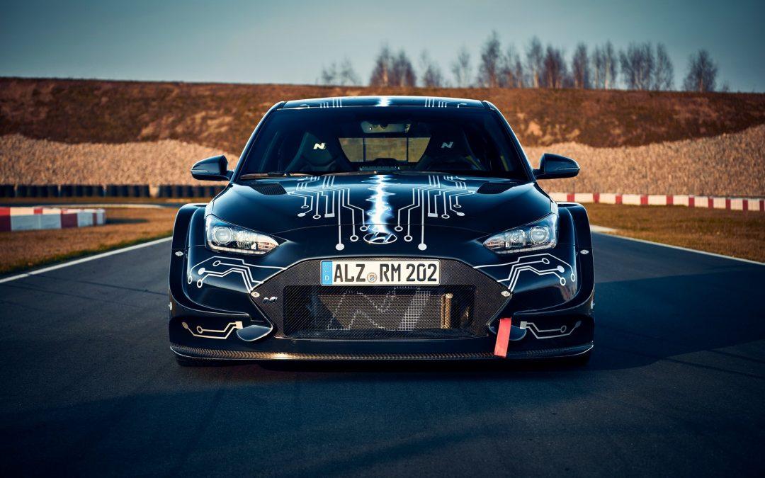 Hyundai RM20e: 810 ηλεκτρικοί ίπποι (video)