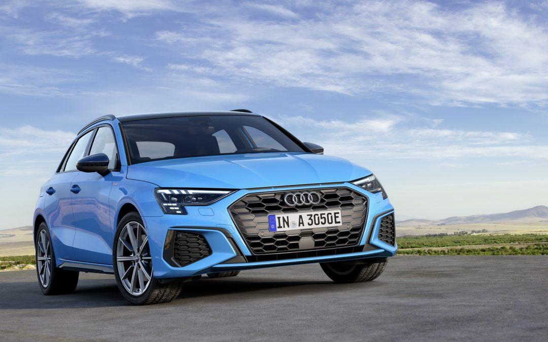 Audi: Νέα plug-in υβριδική έκδοση για το A3