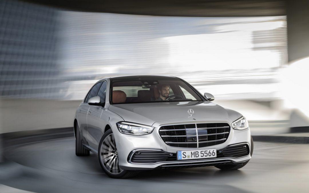 Mercedes: Η νέα γενιά της S-Class