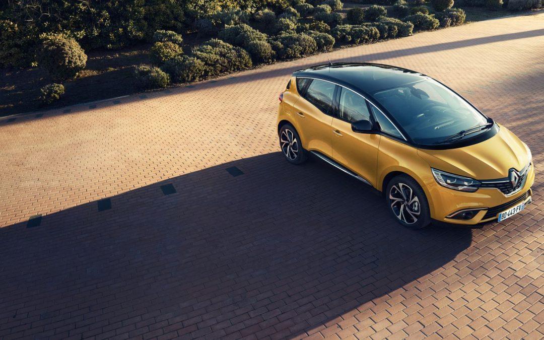 Νέο Renault Scenic: Η εναλλακτική απέναντι στα SUV