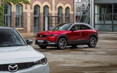 Το νέο Mazda MX-30