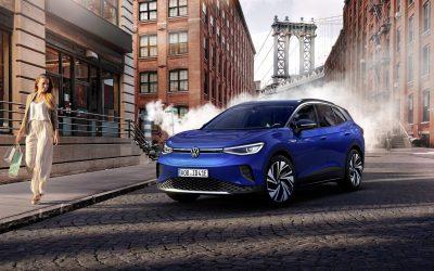 Νέο Volkswagen ID.4