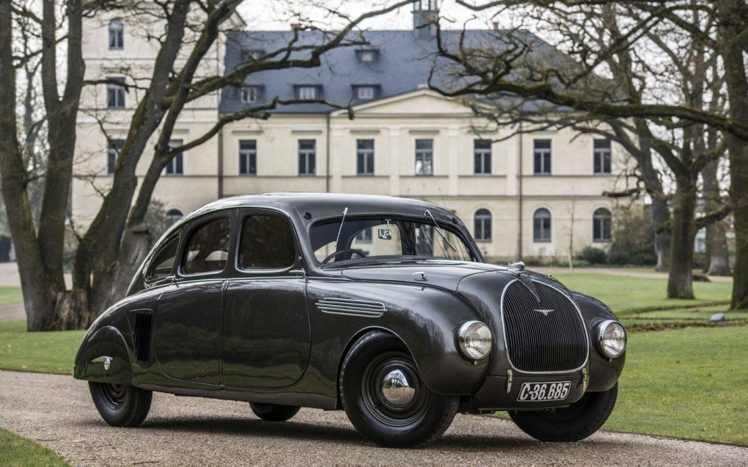Skoda 935 Dynamic: Δίδαξε καινοτομίες πριν 85 χρόνια