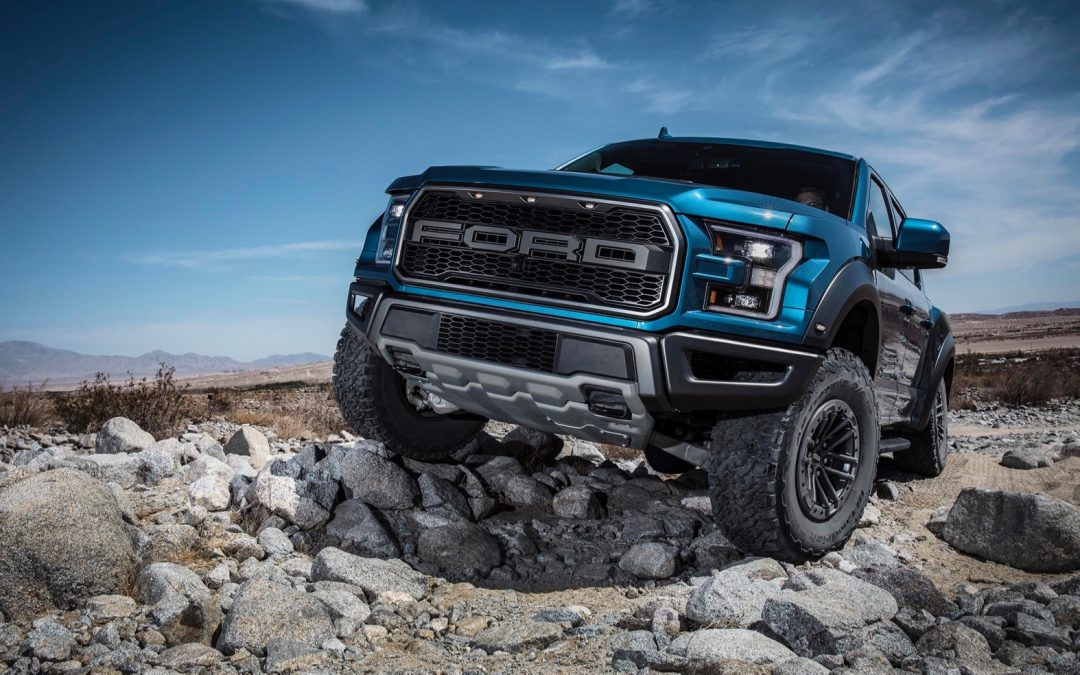 Ford: Πόση ζωή έχουν ακόμα οι V8;