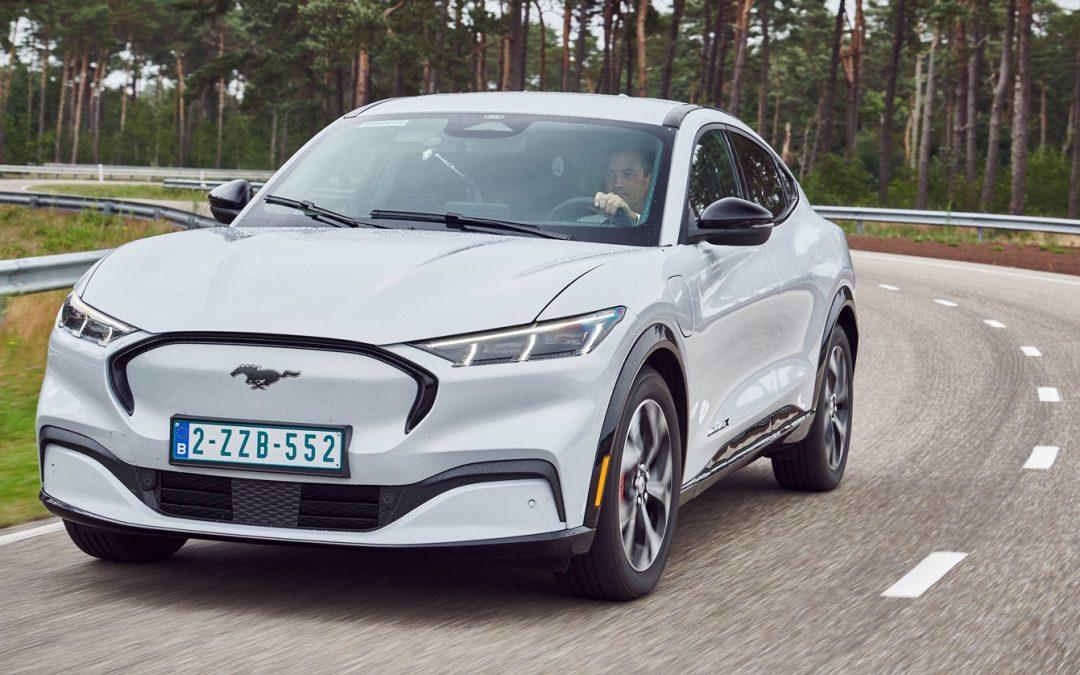 """Ford: """"Έφερε"""" το Mustang Mach-E στα μέτρα των Ευρωπαίων"""