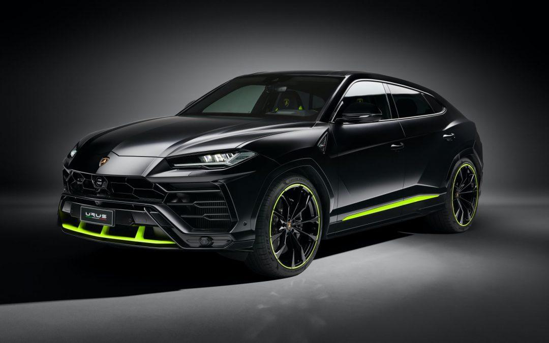 Lamborghini Urus Graphite Capsule: Πανδαισία χρωμάτων και στυλ