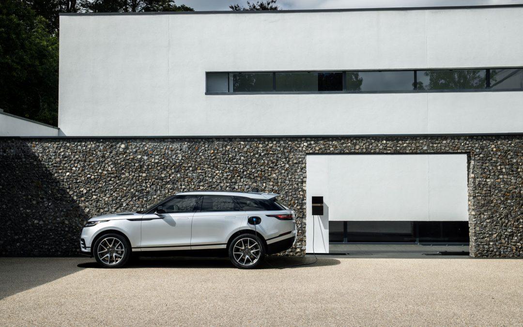 Range Rover: Το Velar με plug-in και ήπια υβριδική έκδοση (video)