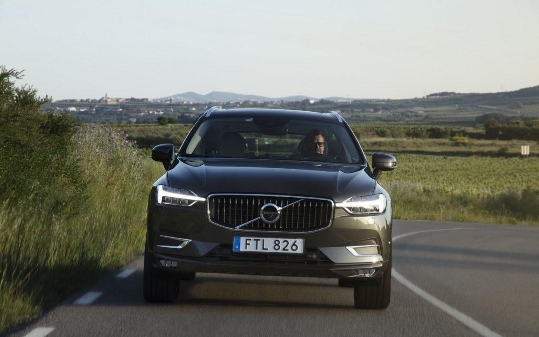 Volvo: Ανακαλούνται στην Ελλάδα 1.070 XC60