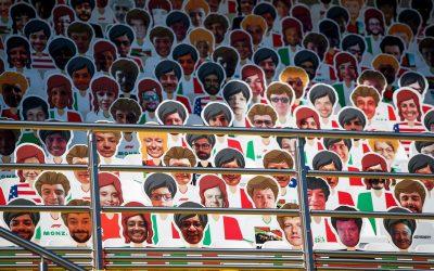 Formula 1, Γκραν Πρι Ιταλίας: Με «θεατές»