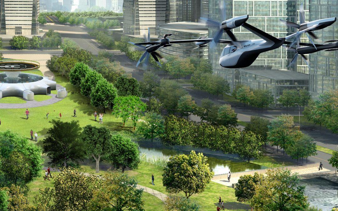 Hyundai: Πώς θα υλοποιήσει τις ιπτάμενες μεταφορές στις πόλεις;