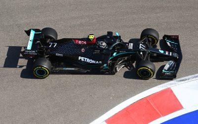 Formula 1, Γκραν Πρι Ρωσίας, Σότσι: Ο Μπότας ταχύτερος και στα 2α ελεύθερα δοκιμαστικά