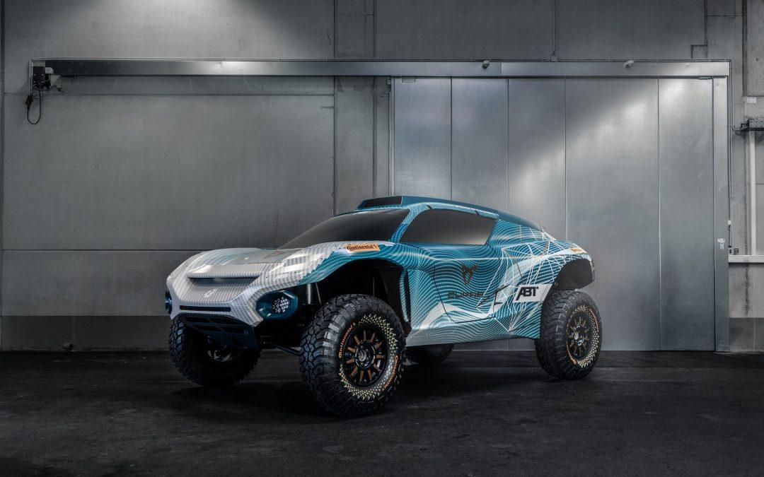 Cupra: Το νέο θηριώδες αγωνιστικό ηλεκτρικό SUV