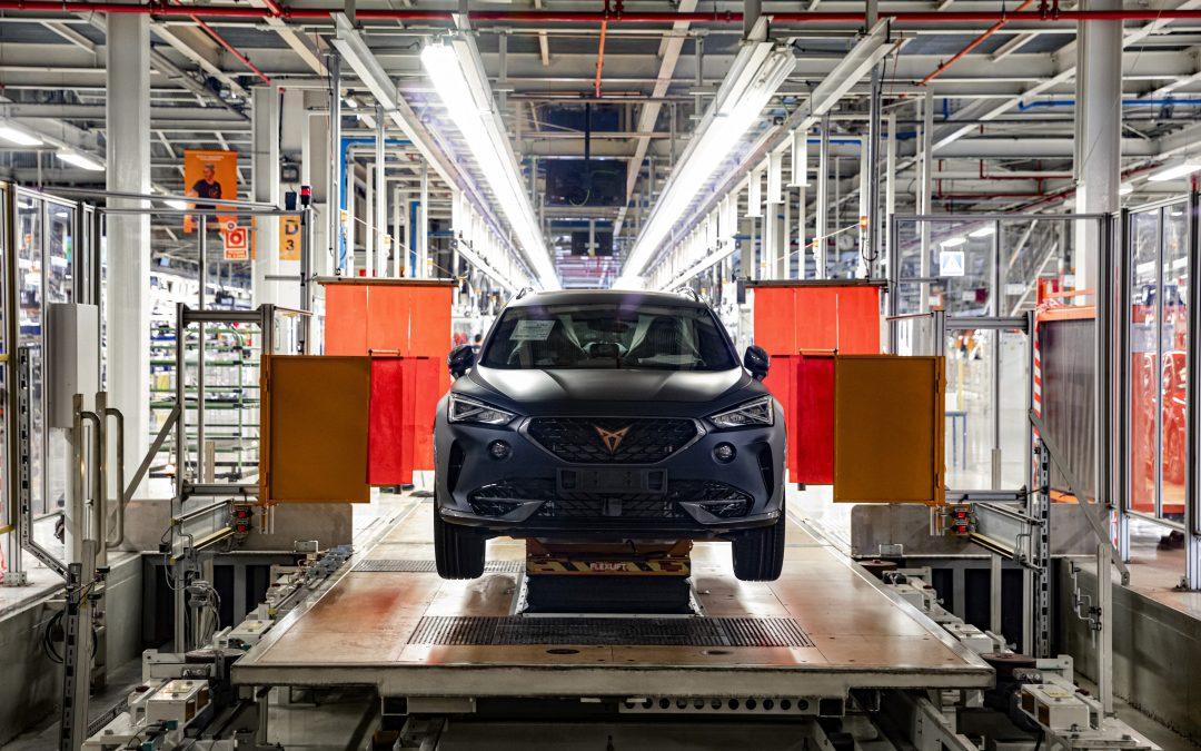 Cupra Formentor: Σε παραγωγή το πρώτο αποκλειστικά δικό της μοντέλο
