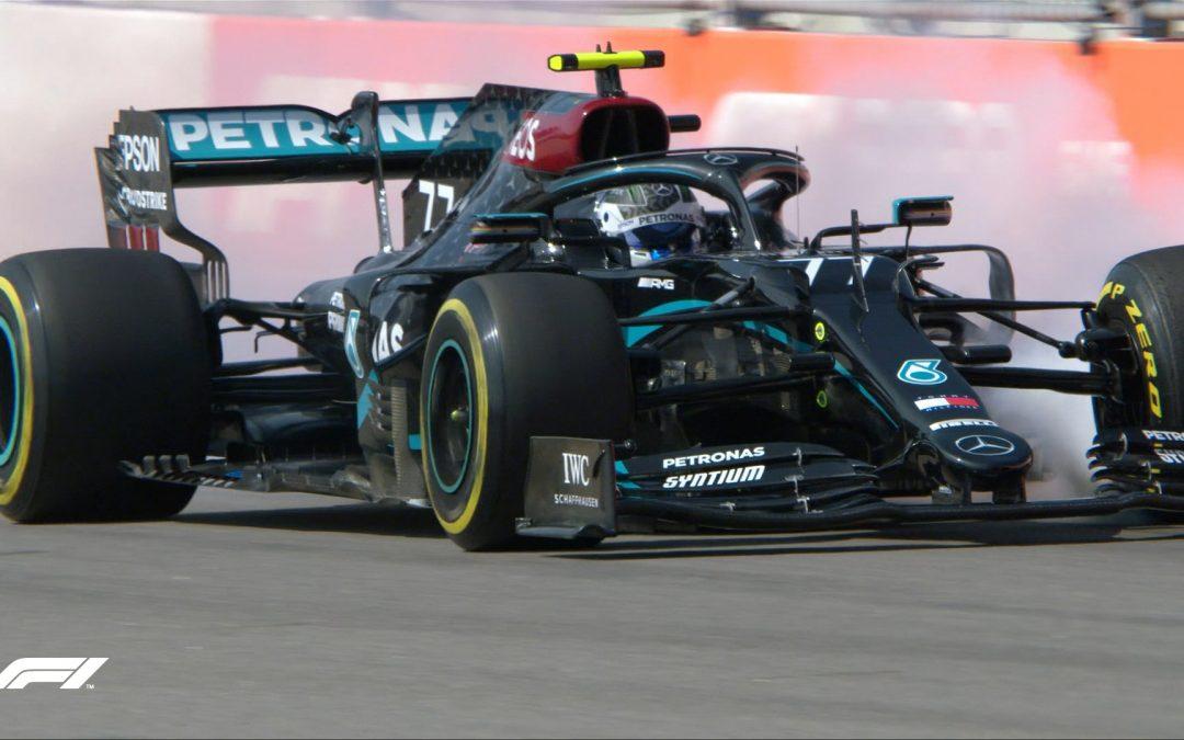 Formula 1-Γκραν Πρι Ρωσίας-FP1: Δυνατό ξεκίνημα για τον Μπότας