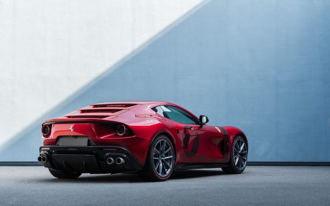 Ferrari Omologata: Ακριβώς όπως την ήθελε ο εκκεντρικός ιδιοκτήτης