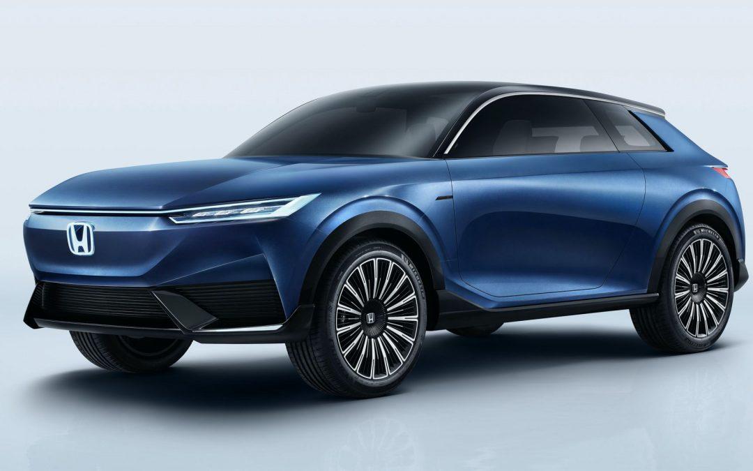 Νέο Honda SUV e:concept: Φουτουριστικό και ηλεκτρικό