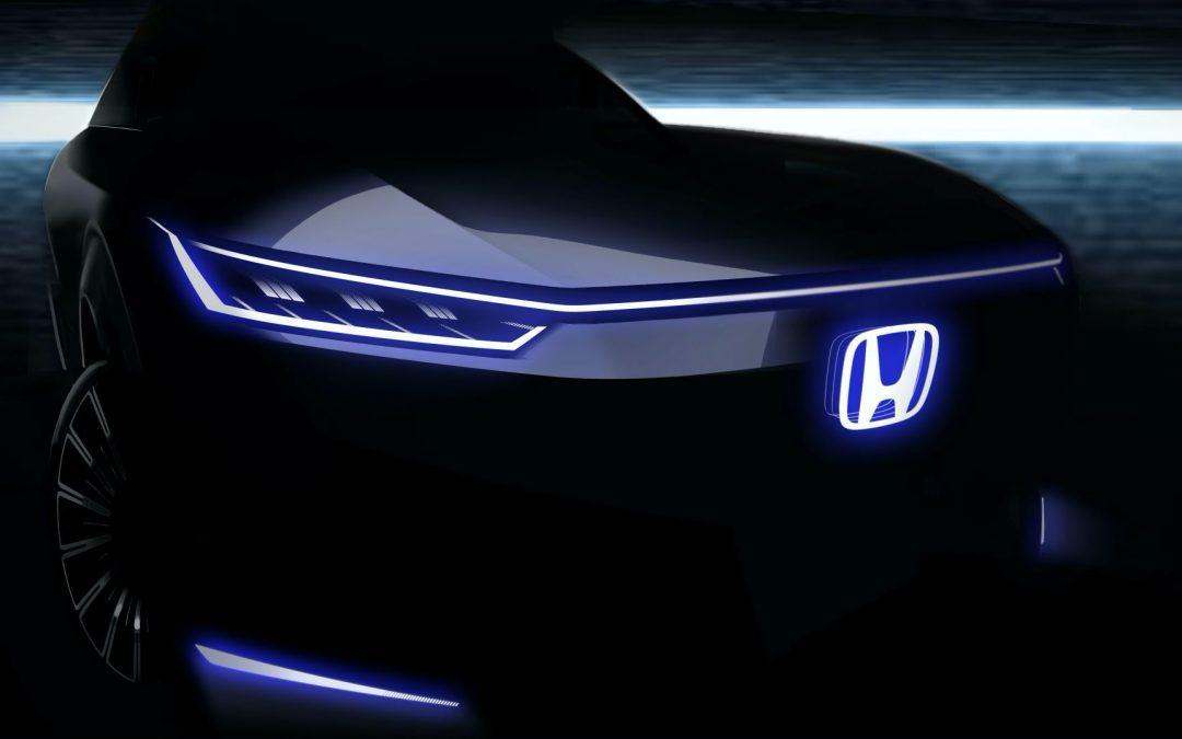 Honda: Φορτίζει και φωτίζεται το νέο μοντέλο