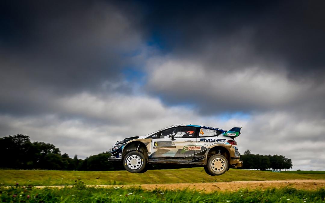 WRC, ράλι Εσθονίας: O Λάπι στην Υπερειδική